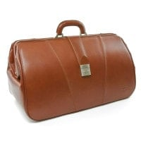 "Borsa da medico ""Sheffield"" M. Wright & Sons"