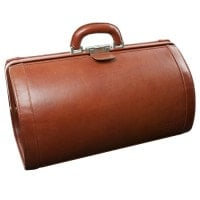 "M. Wright & Sons ""Bradford"" Doctor's Bag"