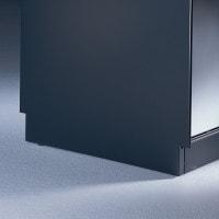 Sockel für Stahl-Karteikästen