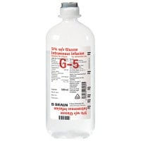 Glucose Solution 5%