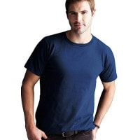 T-Shirt Bio Anvil homme