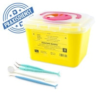 Kit de examen dental estéril