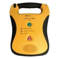 Lifeline defibrillator