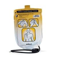 Électrodes pour défibrillateur LifeLine