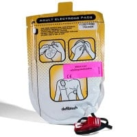 Training Defibrillation Pads