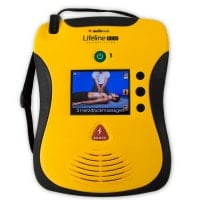 Défibrillateur Lifeline ECG