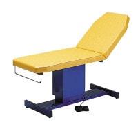 Height-Adjustable Treatment Table