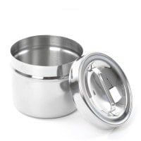 Dressing Jar, Stainless Steel