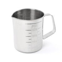 Measuring Jug, Stainless Steel