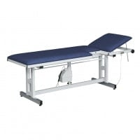 Height-Adjustable Echocardiography Table