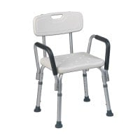 Shower Chair with Armrests