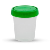Urine Sample Pot with Screw Cap