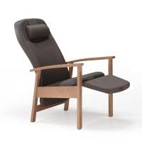 Holz-Pflegestuhl «Talo Classic»