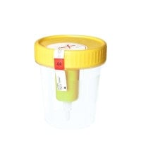 Urine Pot with V-Monovette Transfer Unit