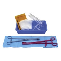 Gynaecological Instrument Set