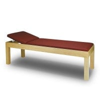 Wooden Exam Couch