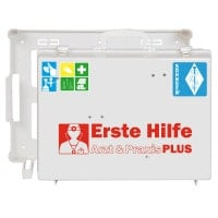 First Aid Kit for German Medical Practices