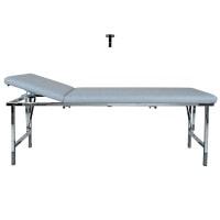 Fold Down Exam Table, Headrest on Right