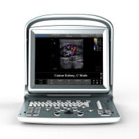 CHISON ECO5 VET Ultrasound Machine with Colour Doppler for Animals