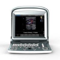 CHISON ECO5 VET Ultraschallgerät mit Farbdoppler für Tiere