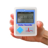 Additional Recorder for the EC-3H Holter ECG Machine