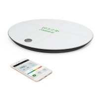 QardioBase 2 Wireless Smart weegschaal
