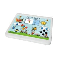 Test pilota - audiometr pediatryczny