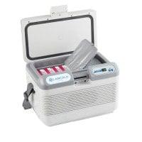 Refrigerador portátil para medicamentos y vacunas