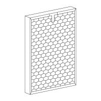Replacement Filters for the AiroDoctor Air Purifer