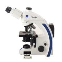 Mikroskop Zeiss Primo Star z kontrastem fazowym