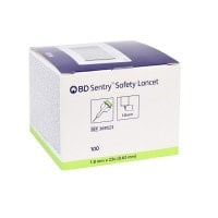 BD Sentry Safety Lancet