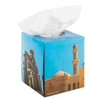 Teqler Tissue Box