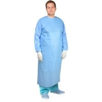 "Surgical Gown ""Reinforced"""