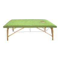 Premium Massage Table Cover with face hole