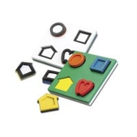 Symbole LEA - puzzle 3D
