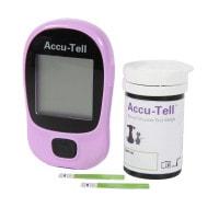 Bandelettes de test de glycémie AccuBioTech Vet