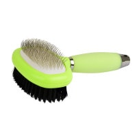 Double-Sided Fur Brush