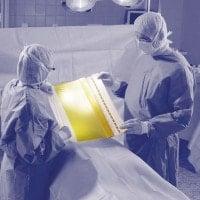 3M™loban™ Antimikrobielle Inzisionsfolie