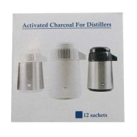 Active charcoal filter for Aquadist