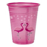 Flamingo Drink Cups