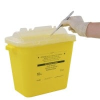 Sharps Container, 10 litres