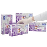 Teqler Nitrile Gloves, Powder-Free