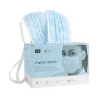 Chirurgisch masker, drielaags