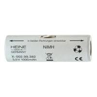 HEINE Rechargeable NiMh Battery for 3.5 V BETA Charging Handle