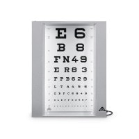 Eye Test Light Box