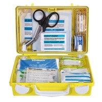 Erste-Hilfe-Koffer mit Inhalt