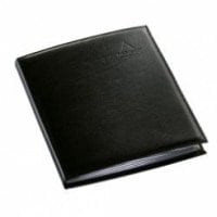 Leather cover for appointment organiser 4 or 6-columns