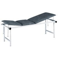 3-Section Exam Table