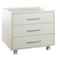 Extra Wide Mobile Drawer Unit