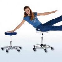 Medical-rotary stool
